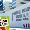 LA FEDERACIÓN VALENCIANA DE ALTERNATIVASINDICAL INTERPONE DENUNCIA CONTRA ISS SEGURIDAD Y EL HOSPITAL LA FE DE VALENCIA POR INCUMPLIMIENTO DE LAS MEDIDAS MÍNIMAS DE SALUD E HIGIENE PARA CON LOS VS ADSCRITOS A ESE SERVICIO.