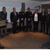Celebración del reconocimiento y entrega de menciones honoríficas a los vigilantes de seguridad intervinientes en el atentado del 11M en Atocha