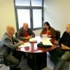Nos reunimos con el viceconsejero de empleo de Canarias