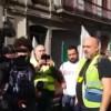 Manifestación en Las Palmas (VIDEO) frente al Cabildo