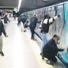 """Hablan los grafiteros que actúan en trenes: """"Hay gente que no tiene reparo en dar dos hostias al segurata"""""""