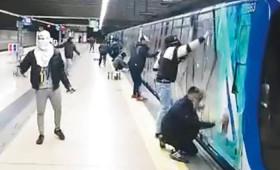 Mañana día 2 de octubre a las 10.10H se celebrará finalmente tras varios aplazamientos el juicio de los vigilantes de Metro contra las empresas por no protegerlos ante grafiteros y bandas organizadas de delincuentes