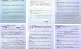 Interpuestas 6 denuncias en Cádiz y Sevilla