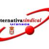CONCENTRACIÓN DE ALTERNATIVASINDICAL POR LOS DERECHOS DE LOS VIGILANTES AEROPORTUARIOS EN GRANADA.