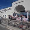 En el día de hoy nos hemos concentrado en el aeropuerto de Granada en apoyo de los compañeros de PROSEGUR en protesta por los incumplimientos que en materia laboral se vienen sucediendo.