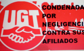 La Justicia ha condenado a UGT y a su asesoría jurídica, la Fundación Socio Laboral Andalucía, por perjudicar moral y patrimonialmente a los trabajadores y afiliados que debían defender en un caso de Expediente de Regulación de Empleo.
