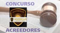 Adjunto remito el acta de liquidación dictada por el Juzgado de lo Mercantil numero 1 de Las Palmas de Gran Canarias en relación al CONCURSO de la empresa NOVOSEGUR, así como la extinción de todos sus contratos.