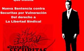 SECURITAS PIRATA, SEGURIDAD ESPAÑA CONDENADA POR VULNERACIÓN DE DERECHOS FUNDAMENTALES POR EL TRIBUNAL SUPREMO SIN QUE QUEPA MÁS RECURSOS