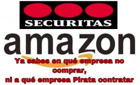 PRESENTADA EN EL DÍA DE HOY DEMANDA ANTE LA AUDIENCIA NACIONAL CONTRA AMAZON Y SECURITAS PIRATA, POR SOLICITAR ANTECEDENTES PENALES A LOS VIGILANTES.