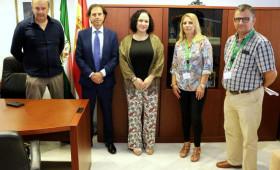 alternativasindical y el Grupo Parlamentario VOX Andalucía se han reunido para denunciar los despidos producidos en la Tesorería de la Seguridad Social de Sevilla