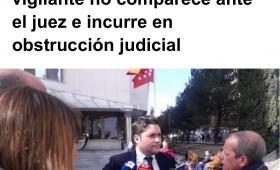 DECLARACIONES DEL ABOGADO DE ALTERNATIVASINDICAL COMO ACUSACIÓN PARTICULAR DEL VIGILANTE HERIDO EN METRO DE MADRID