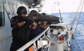 Vigilantes de Seguridad en alta mar