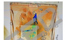 Al Sindicato Alternativasindical le genera dudas razonables la autenticidad de la fotografía mostrada con los cartuchos que supuestamente corresponde a la recuperada en el equipo de Radioscopia de Correos