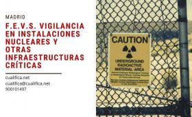 Seguimos teniendo plazas disponibles para afiliados interesados en el curso que os adjunto de Instalaciones Nucleares y otras infraestructuras críticas