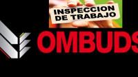 DENUNCIA CONTRA OMBUDS ANTE INSPECCIÓN DE TRABAJO POR INCUMPLIMIENTO DE MEDIDAS DE SEGURIDAD Y SALUD EN EL TRABAJO DE LOS VIGILANTES ASIGNADOS AL SERVICIO DE MONTALMENARA CAMPO GOLF