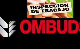 OMBUDS SANCIONADA POR LA INSPECCIÓN DE TRABAJO CON ACTA DE INFRACCIÓN GRAVE POR CUBRIR LOS PUESTOS DE LA HUELGA INDEFINIDA ESTABLECIDA POR ALTERNATIVA SINDICAL