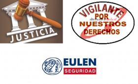 EL TRIBUNAL SUPERIOR DE JUSTICIA DEL PAÍS VASCO CONDENA A EULEN PIRATA A ENTREGAR EL CUADRANTE ANUAL A LOS TRABAJADORES DEL SERVICIO DE ACUDA EN BILBAO Y CONDENA A LA MERCANTIL A ABONAR A NUESTRO AFILIADO 2.500 EUROS , 625 EUROS POR CADA MES DE RETRASO EN ENTREGARLO