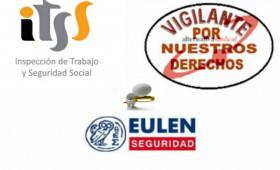La Seguridad Social sanciona a EULEN PIRATA por infracotizaciones e impagos del recargo del 75% del valor de las horas extraordinarias