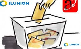 ELECCIONES SINDICALES 2019 EN ILUNION SEGURIDAD A CORUÑA ELIGE ES EL MOMENTO DEL CAMBIO ¡¡ ESTE ES EL MOMENTO TÚ DECIDES!!