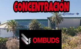 LA FEDERACIÓN CANARIA DE ALTERNATIVASINDICAL CONVOCA A TRAVÉS DE SUS DELEGADOS EN OMBUDS CONCENTRACIÓN EN LOS CENTROS COMERCIALES DE CARREFOUR LAS PALMAS