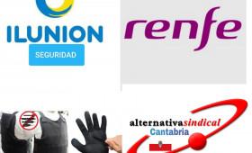 Acaba sin acuerdo el acto de conciliación previsto para la huelga convocada en RENFE Cantabria por alternativa sindical donde además se ha adherido CCOO