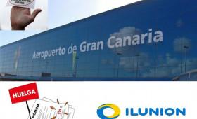 Entrevista SERGIO Hernandez coordinador delegado de la federación Canaria   HUELGA AEROPUERTO DE LAS PALMAS ILUNION SEGURIDAD