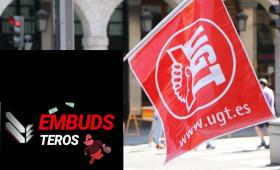 UGT VUELVE A DEFENDER SU CAMPAÑA DENOMINADA ( OMBUDS LO PRIMERO )