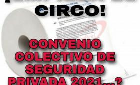ACTA DE CONSTITUCIÓN DE LA MESA NEGOCIADORA DEL CONVENIO DE SEGURIDAD PRIVADA