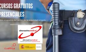 Nuevo calendario de cursos para 2021 en Madrid y Canarias. Para trabajadores ocupados en Seguridad Privada.