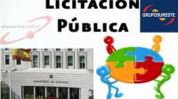 GRUPO SURESTE ADJUDICATARIA DEL LOTE 1 DE DEFENSA POR VALOR DE 12.984.000,00 euros.