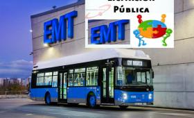 Iniciado el concurso publico para la adjudicación del servicio de seguridad de la empresa Municipal de Transportes de Madrid (EMT)