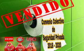 ¡¡ACTA NÚMERO 16 CONVENIO!!.  SE MATERIALIZÓ LA VENTA DE DERECHOS  UGT CCOO USO Y LA PATRONAL LLEGAN A UN ACUERDO PARA LA FIRMA DEL CONVENIO DE UN 2% DE SUBIDA PARA LOS AÑOS 2018,2019,2020.