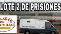 SALE A CONCURSO EL LOTE 2 DE PRISIONES