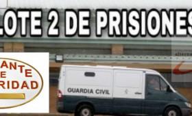 Interior ofrece medio millón más para adjudicar la seguridad privada en las prisiones de Madrid, Castilla la Mancha y Extremadura