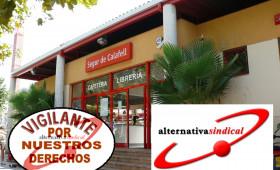 Manuel Rodríguez Coordinador Delegado de alternativasindical en Catalunya denuncia ante los informativos de TV3 las continuas agresiones que sufre el colectivo