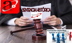 ALTERNATIVA SINDICAL GANA SENTENCIA HISTÓRICA QUE ESTABLECE QUE LA FORMACIÓN ES DE 40 HORAS ANUALES.