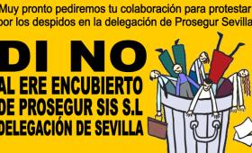 alternativasindical en Sevilla denuncia a Prosegur SIS por los despidos colectivos