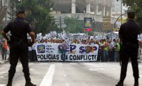Algunos sindicatos policiales tergiversan la realidad de la modificación de la Ley de Seguridad Privada