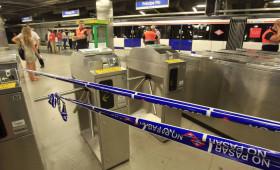 Agresión a una vigilante de Metro de Madrid