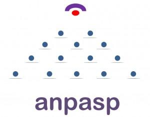 ANPASP Logo Vector Blanco