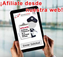 Afiliate desde nuestra web