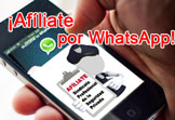 Afíliate a alternativa sindical por WhatsApp