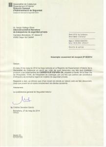 Confirmación Carrefour Hospitalet