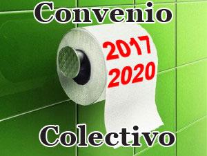 Convenio Colectivo de empresas de seguridad 2017 - 2020