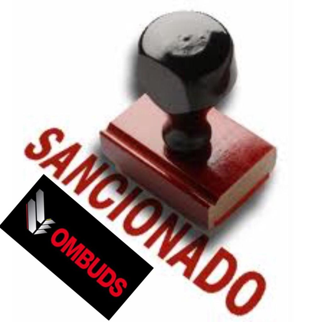 Ombuds sancionada