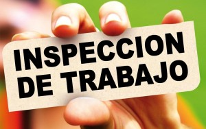 INSPECCION DE TRABAJO