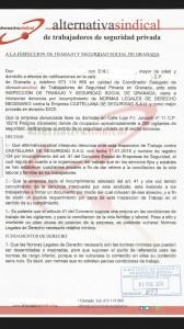 Inspección Trabajo Casesa Granada