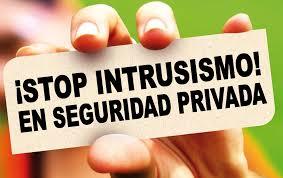 Intrusismo seguridad