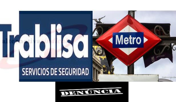 Trablisa Metro denuncia
