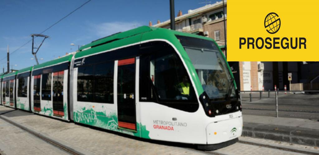 Metro Granada Prosegur